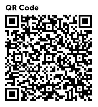 QR Code gerado a partir do código de exemplo: